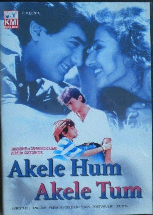 Aamir Khan And Manisha Koirala Movies List