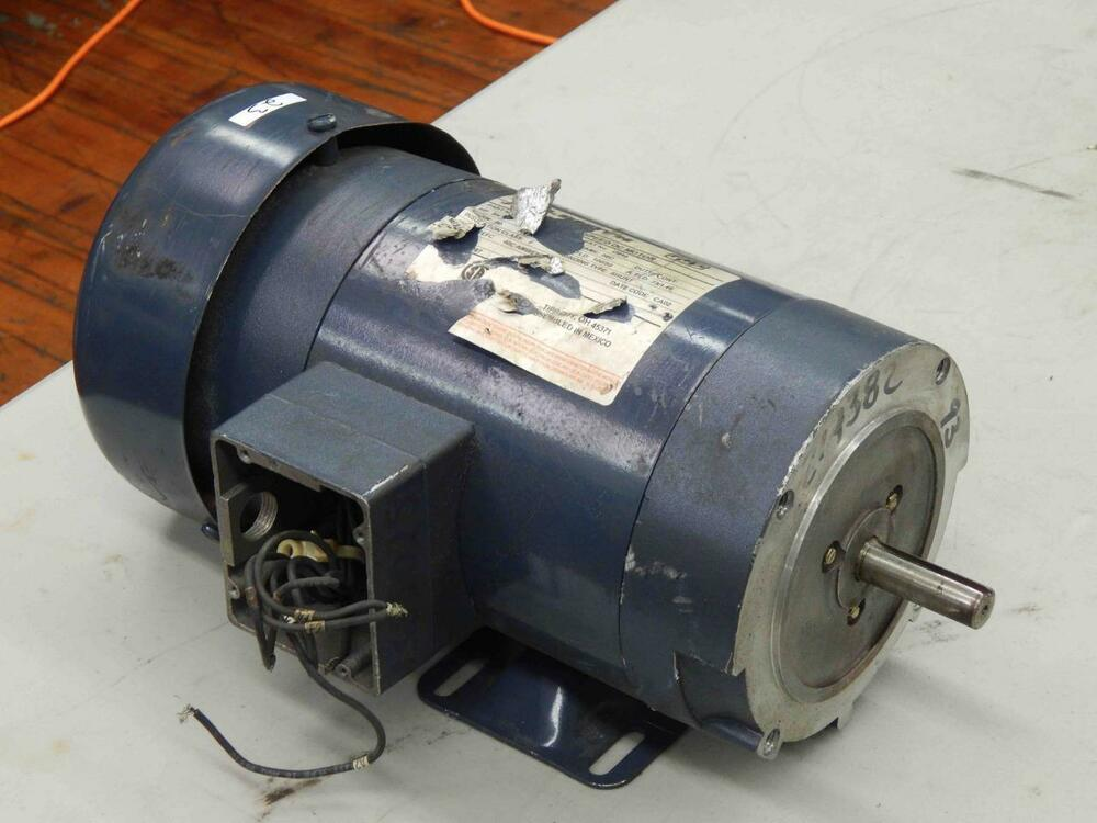 23 Ao Smith Variable Speed Dc Motor Cat D910 56c Frame 3