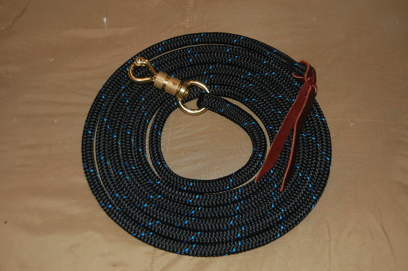 14 Lead Rope W Parelli Snap For Natural Horse Training
