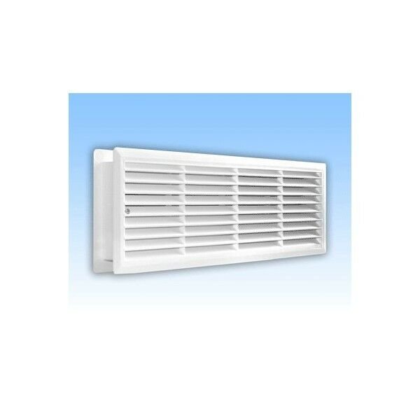 bathroom door air vent grille 460mm x 135mm two sided ventilation cover t15 ebay. Black Bedroom Furniture Sets. Home Design Ideas