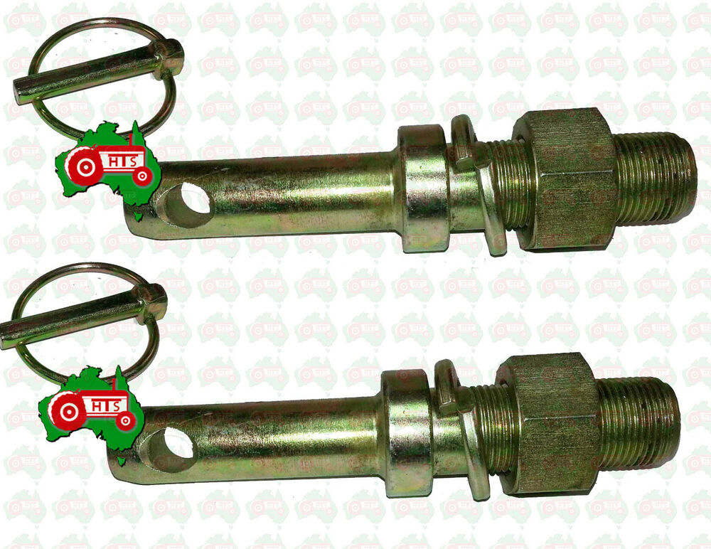 Tractor Lower Link : Pair of tractor implement slasher grader ripper lower link