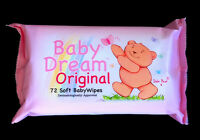 Baby Body Clean Wipe for Travel Nappy Changing Wash Hygiene Original Trendy
