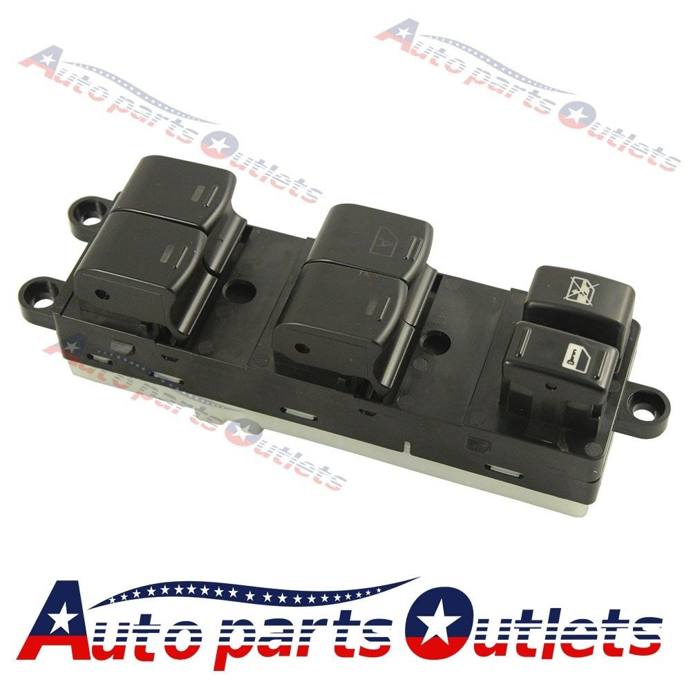 For 2005 2008 nissan frontier 25401 ea003 master power for 2000 nissan quest power window switch