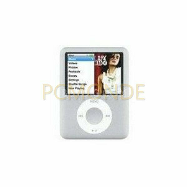 apple ipod nano 4 gb 3rd generation silver mb245ll a. Black Bedroom Furniture Sets. Home Design Ideas