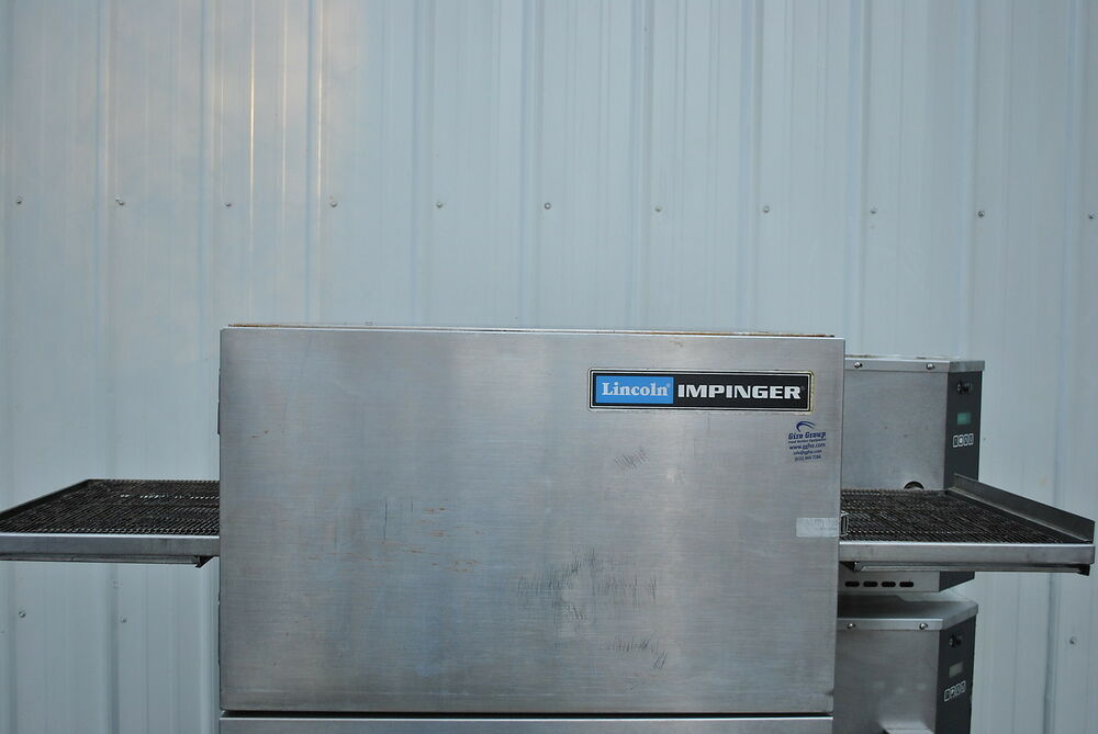 Lincoln Impinger1132 023 A Conveyor Pizza Oven Ebay