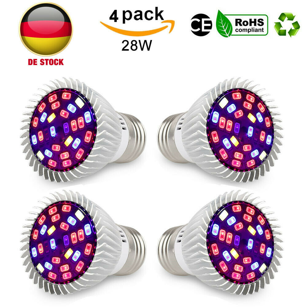 5pcsx50cm 25w led grow pflanzenlampe pflanzenleucht pflanzen licht grow licht ebay. Black Bedroom Furniture Sets. Home Design Ideas