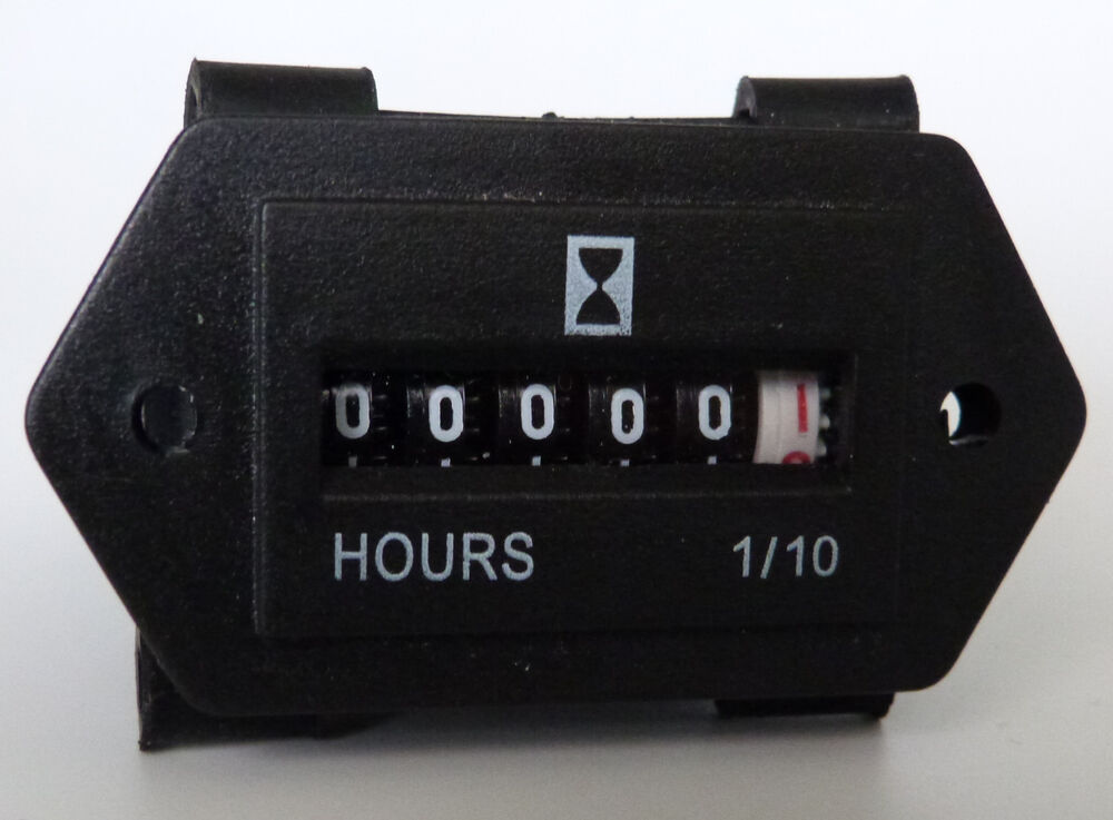 60 Hertz Frequency Meter : Hour meter generator or any volts ac hz prog ebay