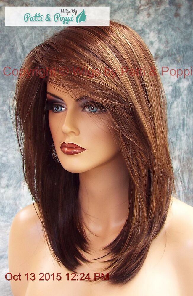 034 Laine 034 Rene Of Paris Wig Coffee Latte Slinky Hot