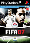 FIFA 07 (Sony PlayStation 2, 2006, DVD-Box)