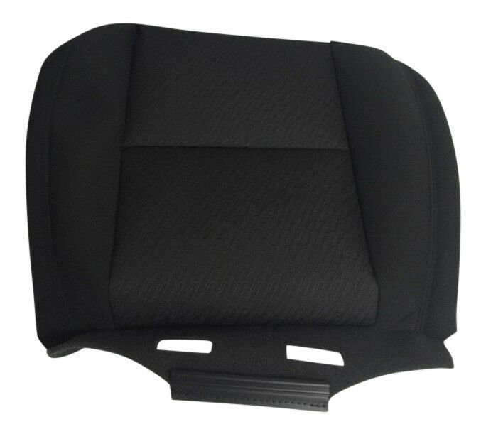 Gm Replacement Seat Covers : Chevy front seat covers bottom tahoe sierra black cloth