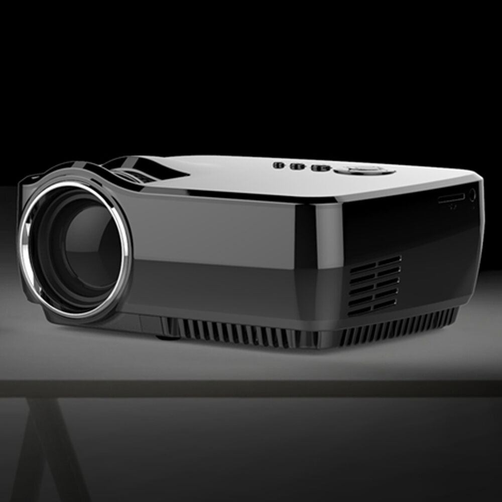 Giantex Best Hd Home Theater Multimedia Lcd Led Projector