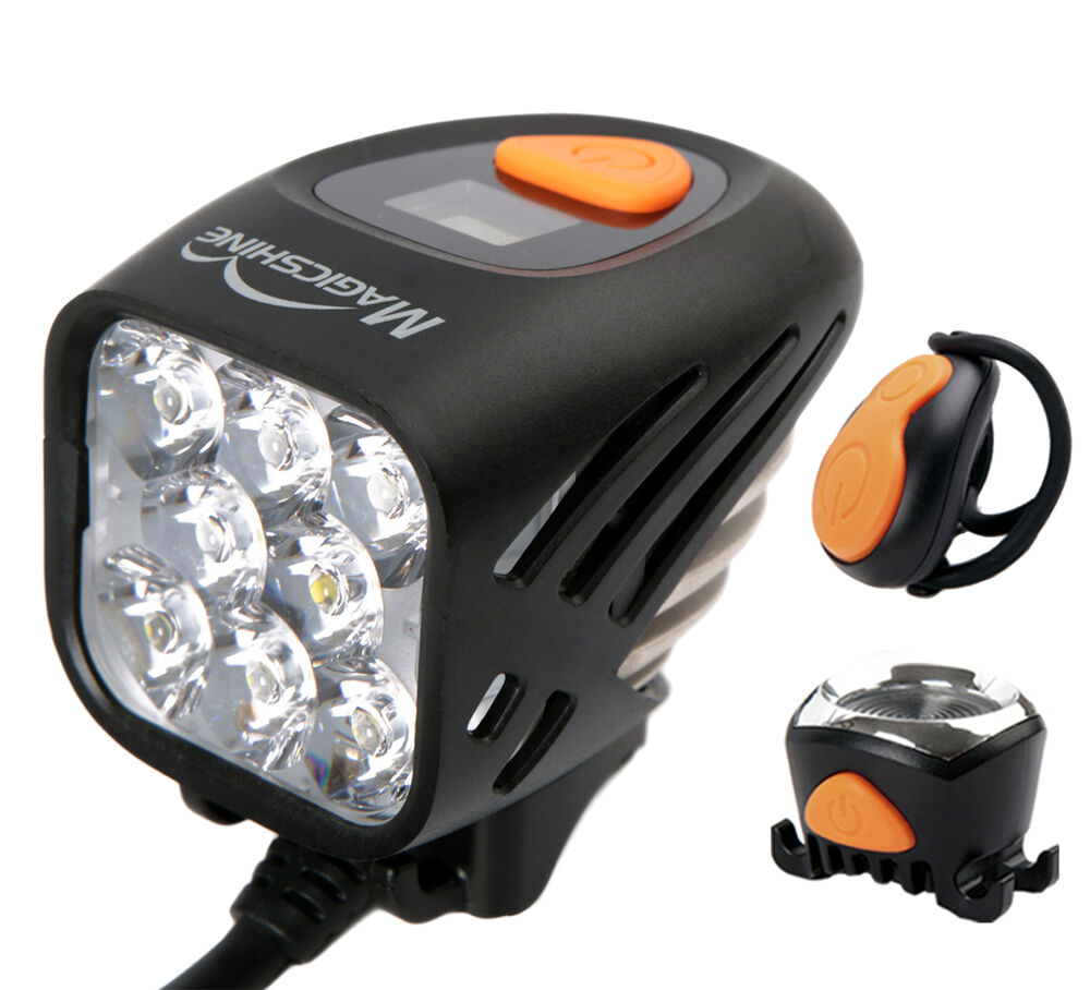 Magicshine MJ-908 8000 Lumens High Output Mountain Bike