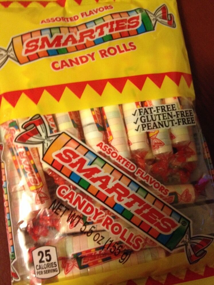 Original SMARTIES CANDY ROLLS | eBay