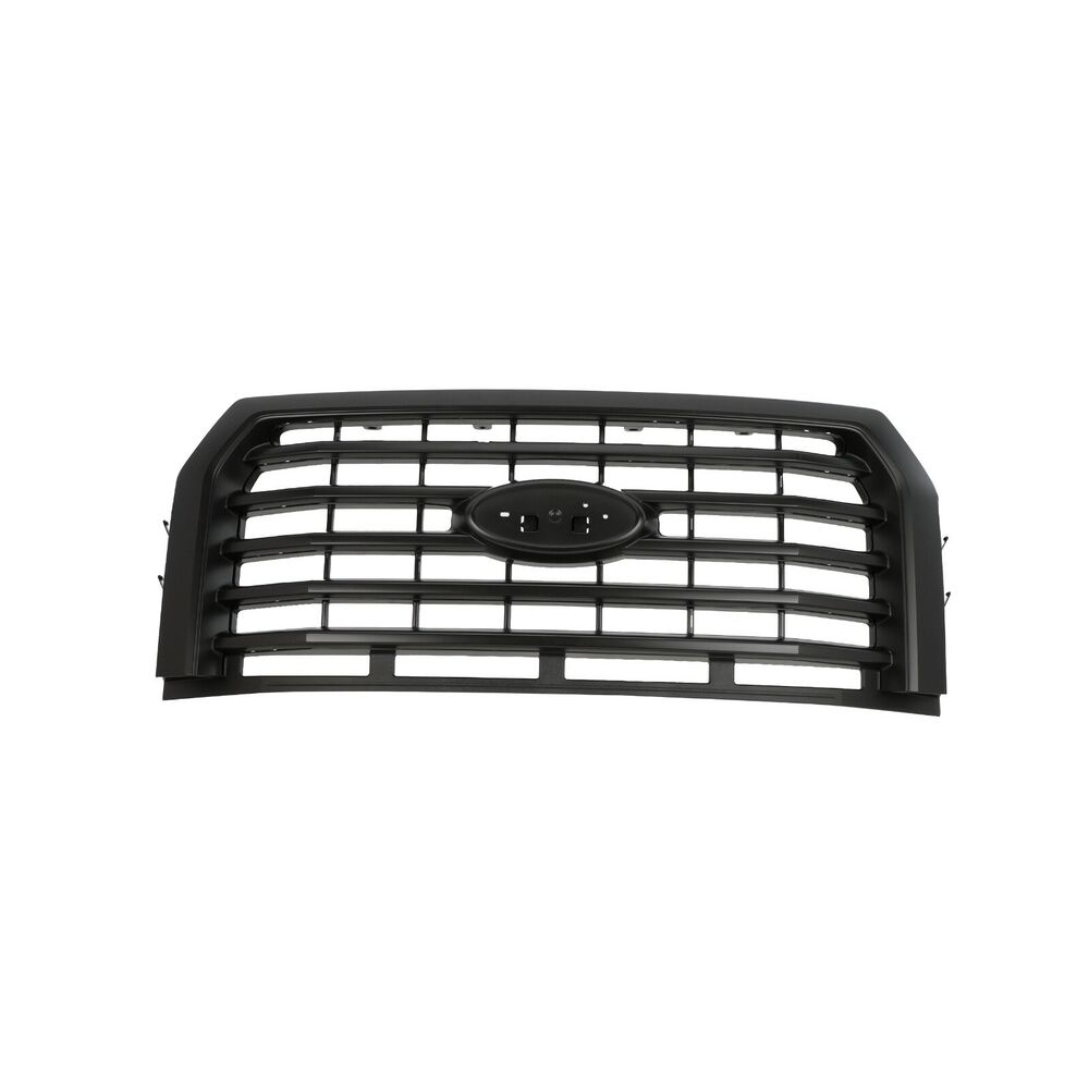 2015-2017 Ford F-150 Bar Paint To Match Primed Radiator