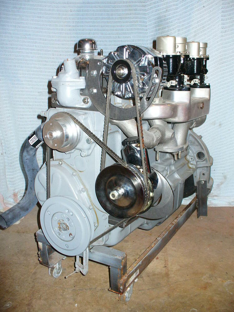 S L on Chevy 235 6 Cylinder Engines