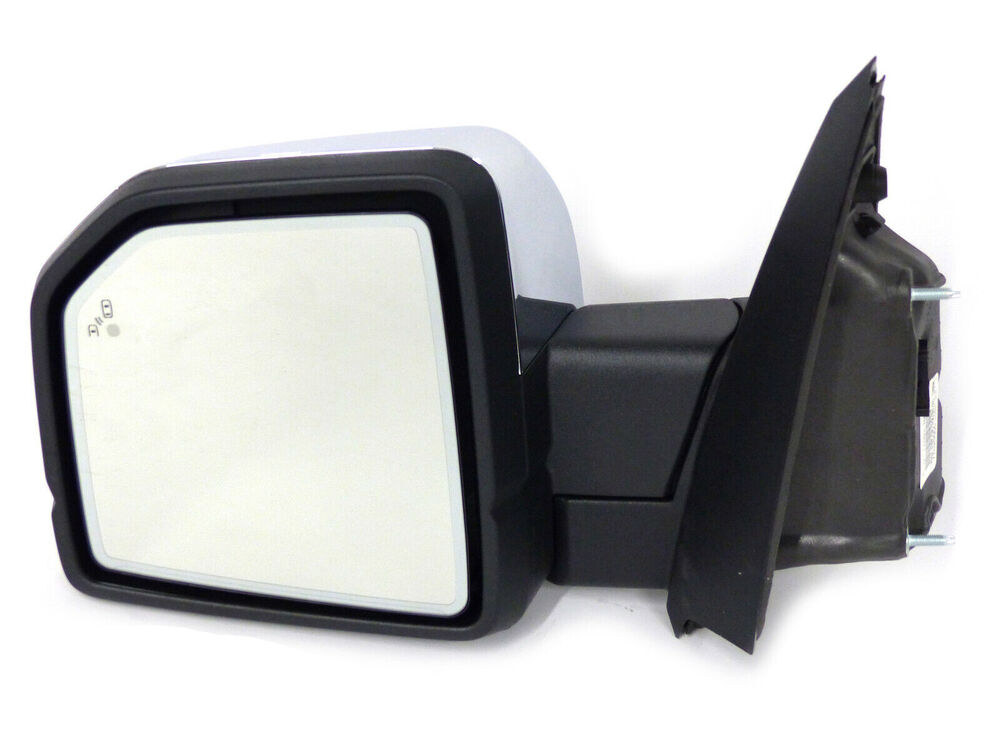 2015 2016 Ford F150 Left Driver Side View Mirror With