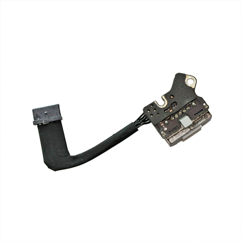 New Dc Power Jack Board For Apple Macbook Pro Retina 13