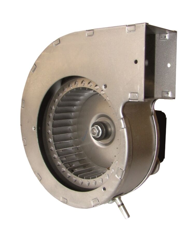 High Temperature Inline Fans : Centrifugal high temperature extractor fan gas blower ebay
