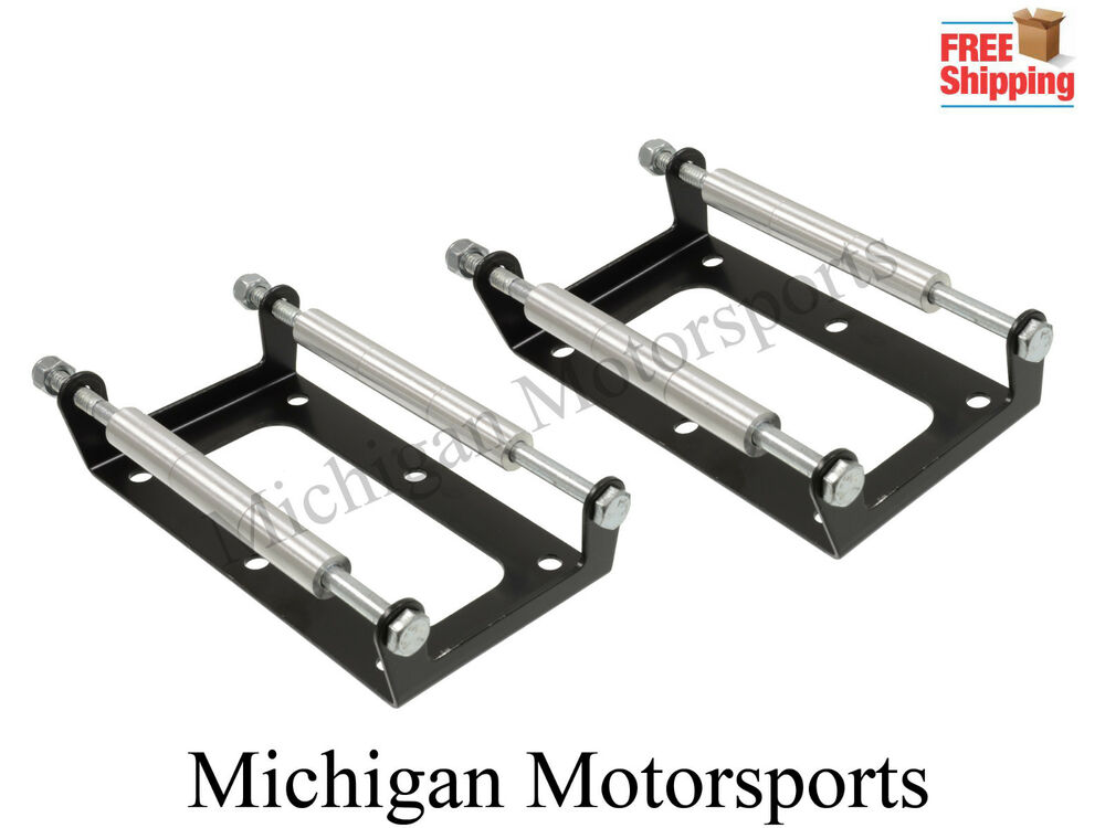 S L on Ls3 Coil Relocation Brackets