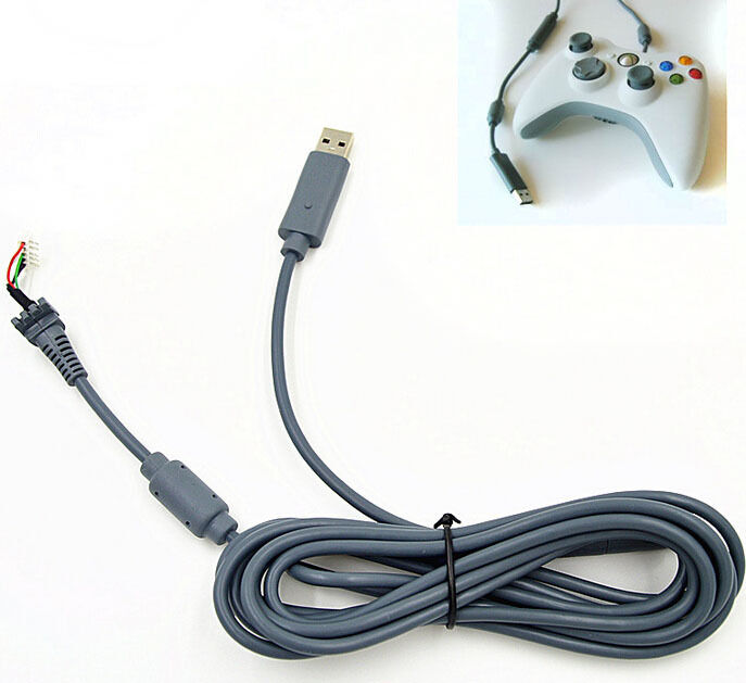 Repair Replacement Handle Line Handle USB Cable For Xbox ...Xbox 360 Controller Cord