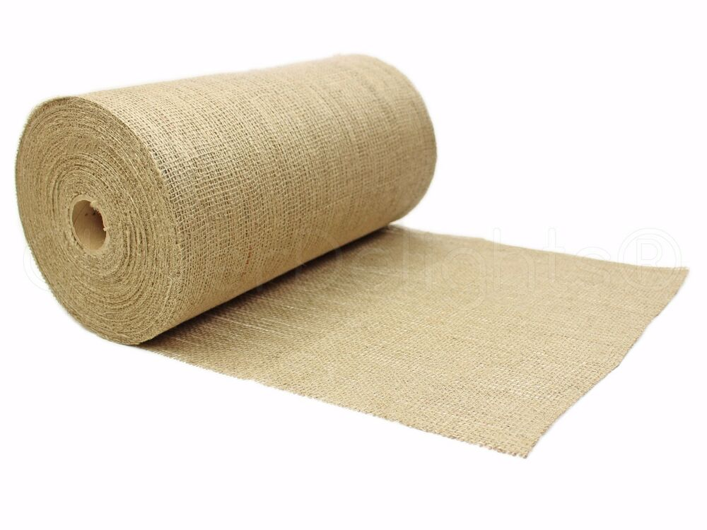 14 Quot Natural Burlap Roll 50 Yards 14 Inch Premium