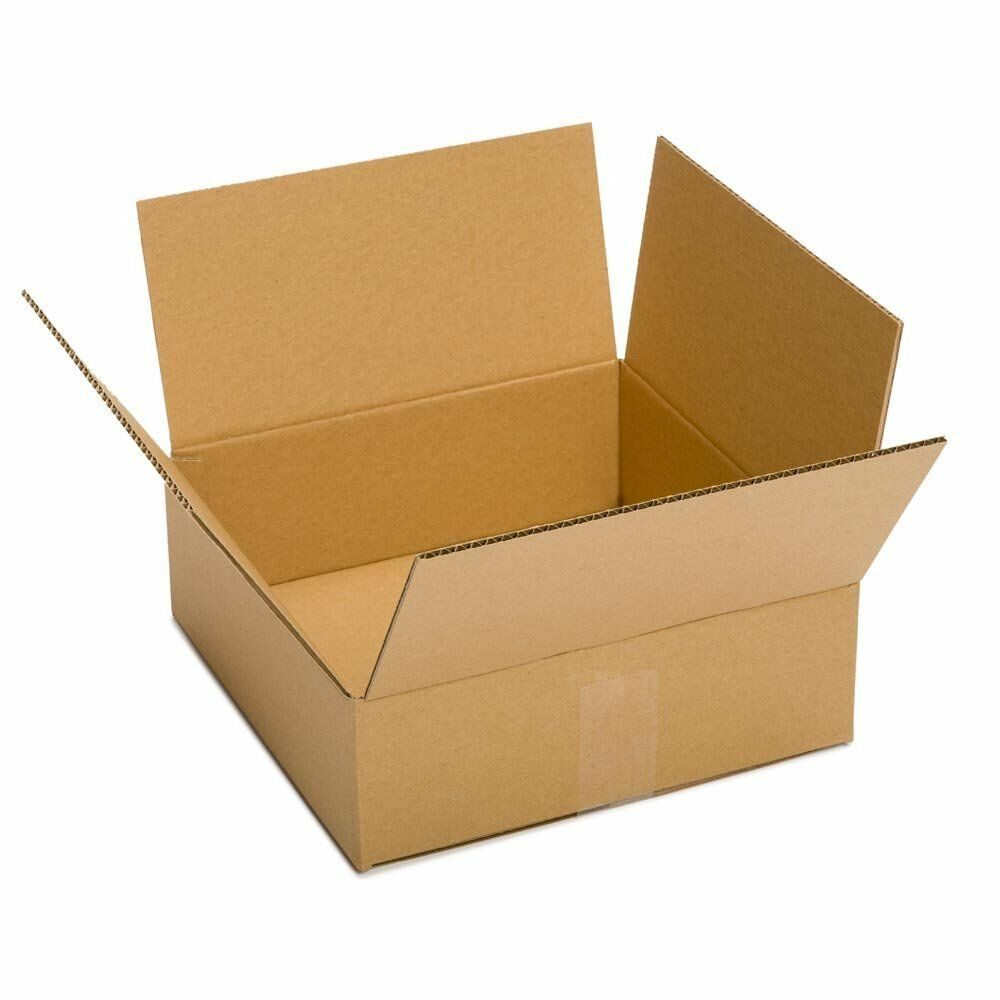 cardboard delivery boxes large 25 pack 13x10x4 packing. Black Bedroom Furniture Sets. Home Design Ideas