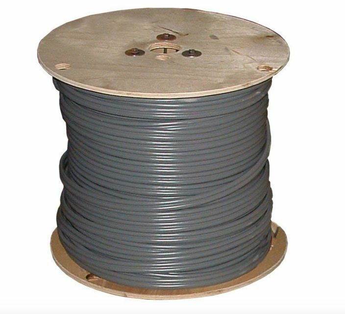 500 Roll 10 2 Awg Uf B Gauge Outdoor Burial Electrical