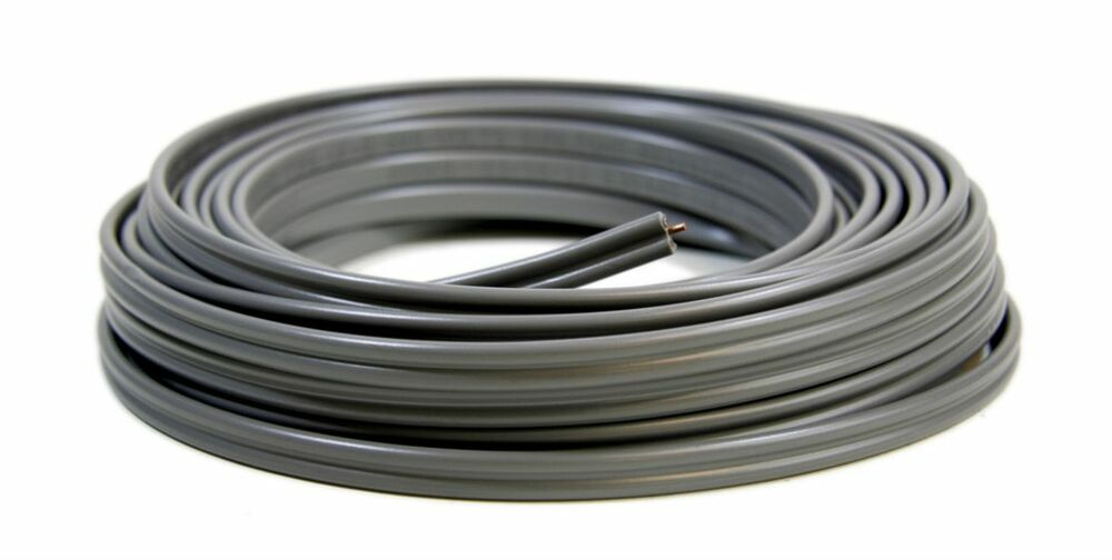 50 Ft Roll 8 2 Awg Uf B Gauge Outdoor Burial Electrical