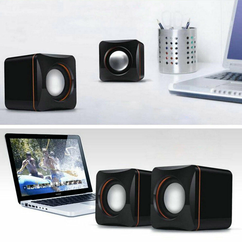 mini portable usb audio music player speaker for iphone ipad mp3 laptop pc fu0 6589243288542 ebay. Black Bedroom Furniture Sets. Home Design Ideas