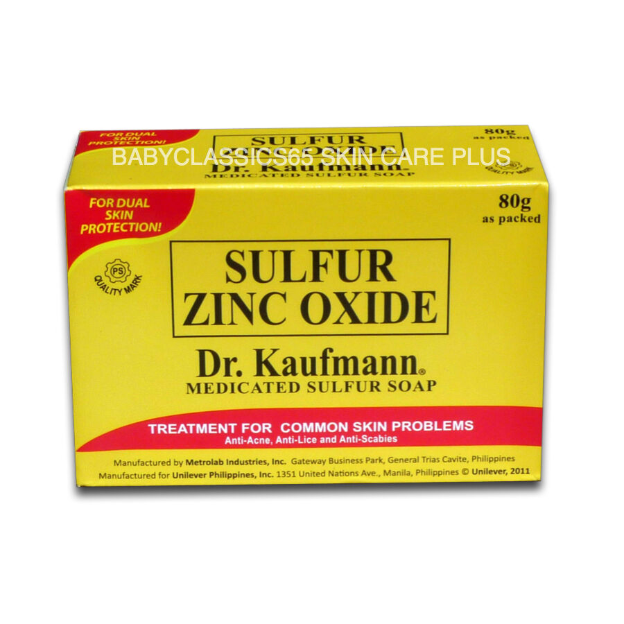 how to use sulphur for eczema