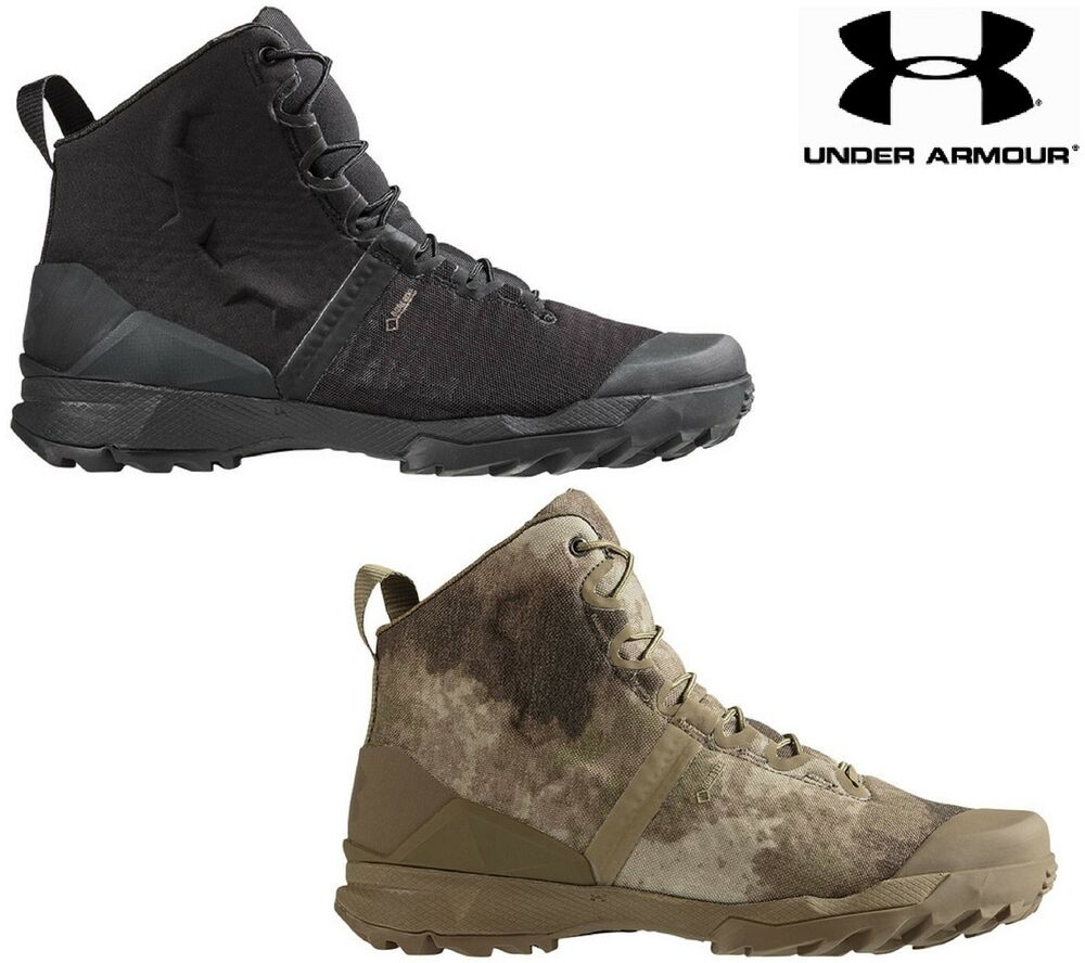 Under Armour Tactical Shoes Review