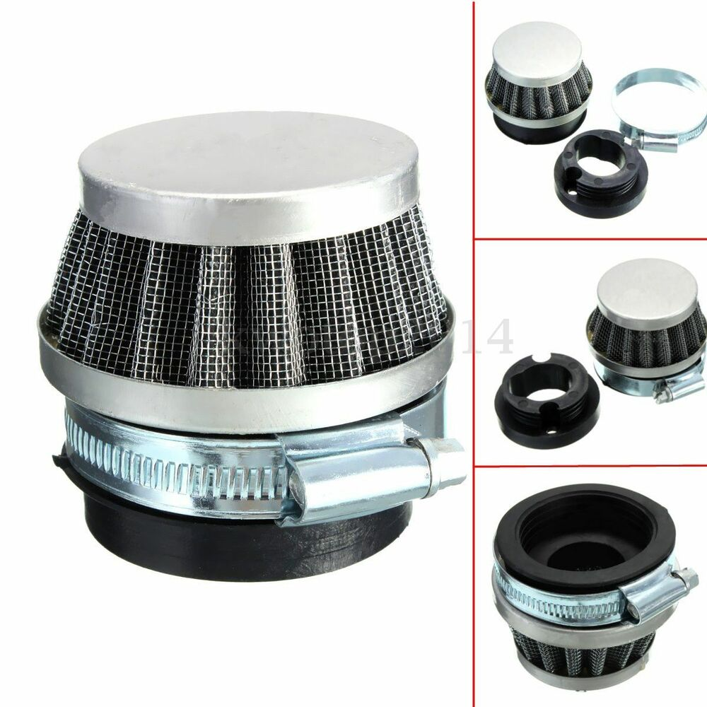 Suzuki Motorcycle Air Filters : Pc motorcycle universal mm air filter pod for honda
