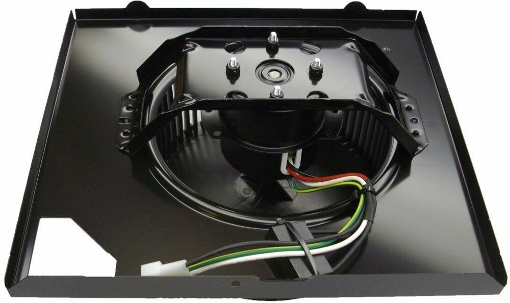 Broan nutone motor fan assembly qtrn110 s97018218 120v for Nutone ls80 replacement motor
