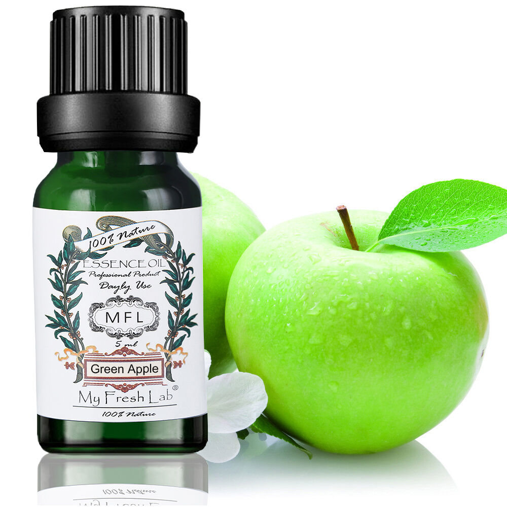 how to make apple essential oil