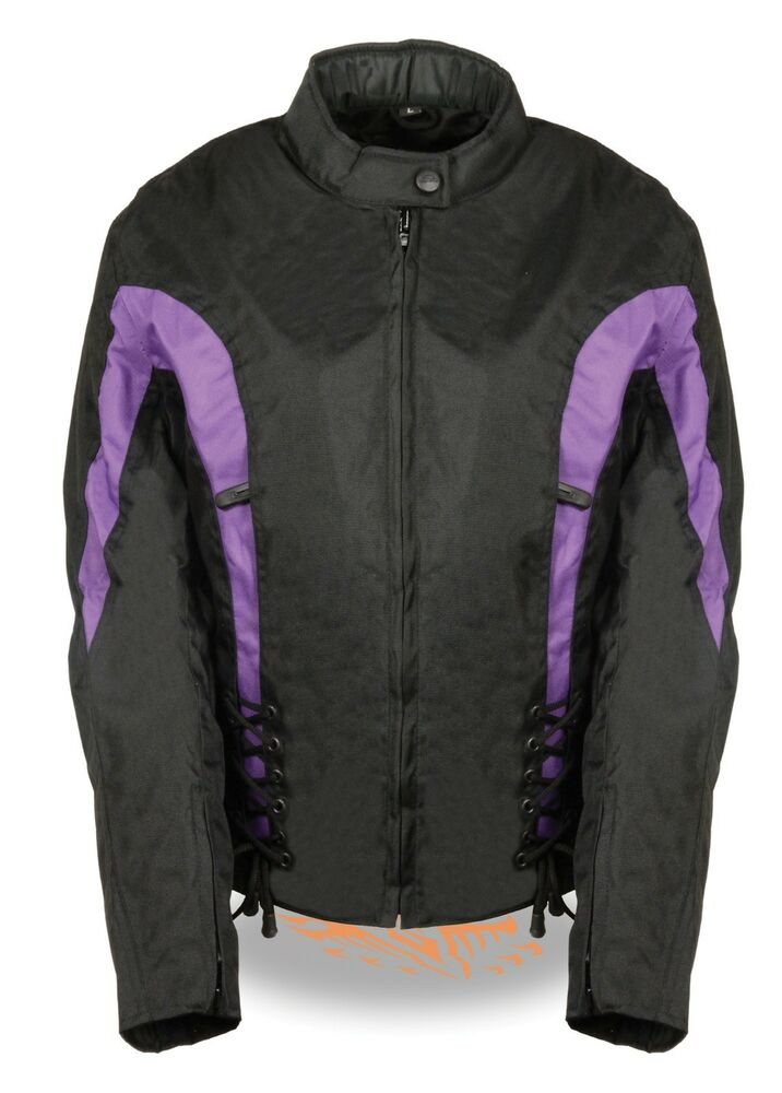 Womens purple jackets