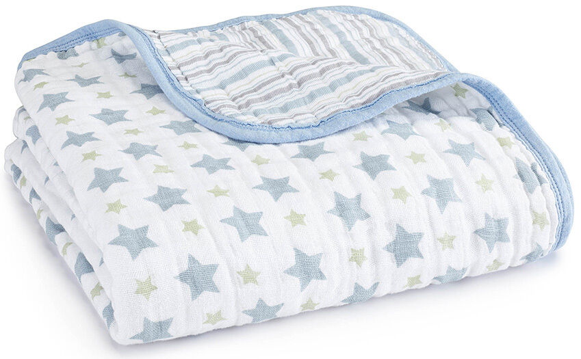 Aden And Anais Classic Dream Blanket Prince Charming