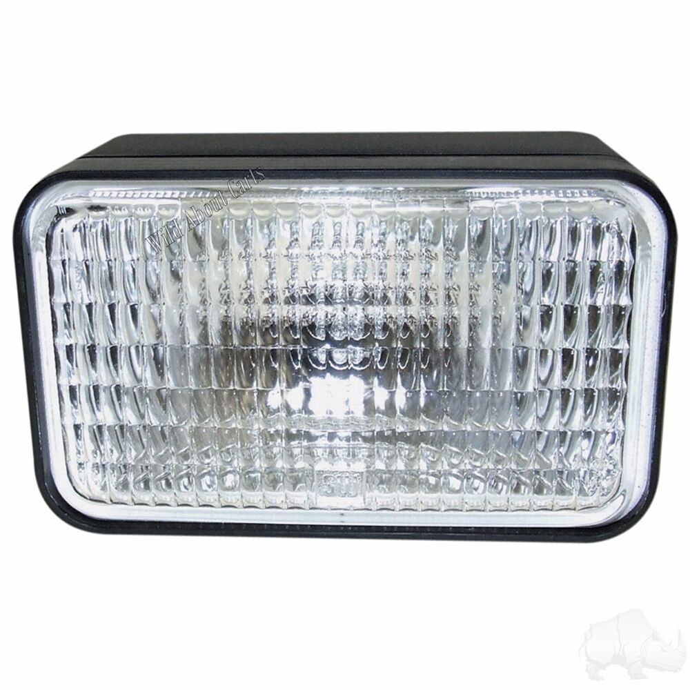 Golf Cart Headlights : Golf cart rhox headlight assembly ezgo marathon