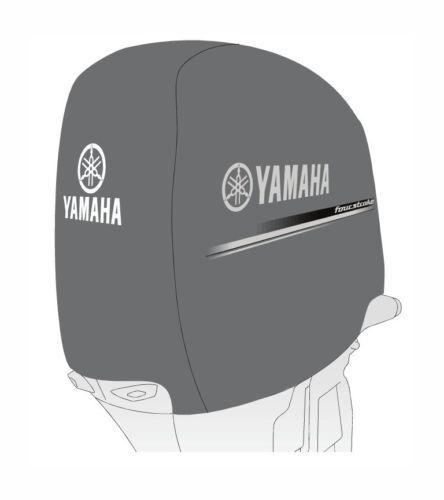 Yamaha Delux Outboard Motor Cover F150 2015 2016 Mar Mtrcv