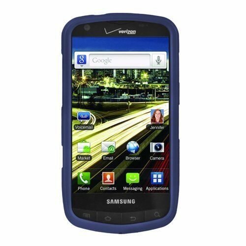 ... Blue Snap-On Hard Case Cover for Samsung Droid Charge i510 : eBay
