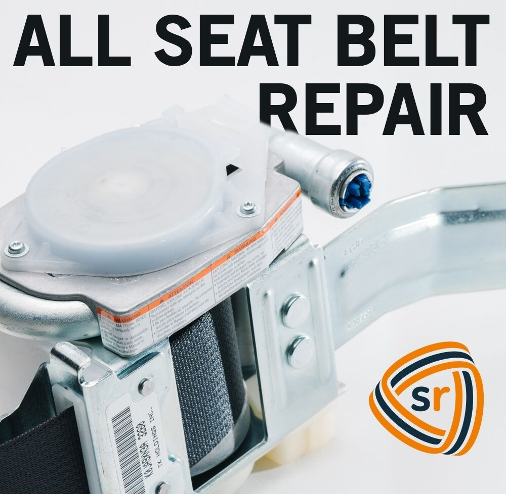Chevy Chevrolet Seat Belt Repair Seatbelts Tensioner Pre
