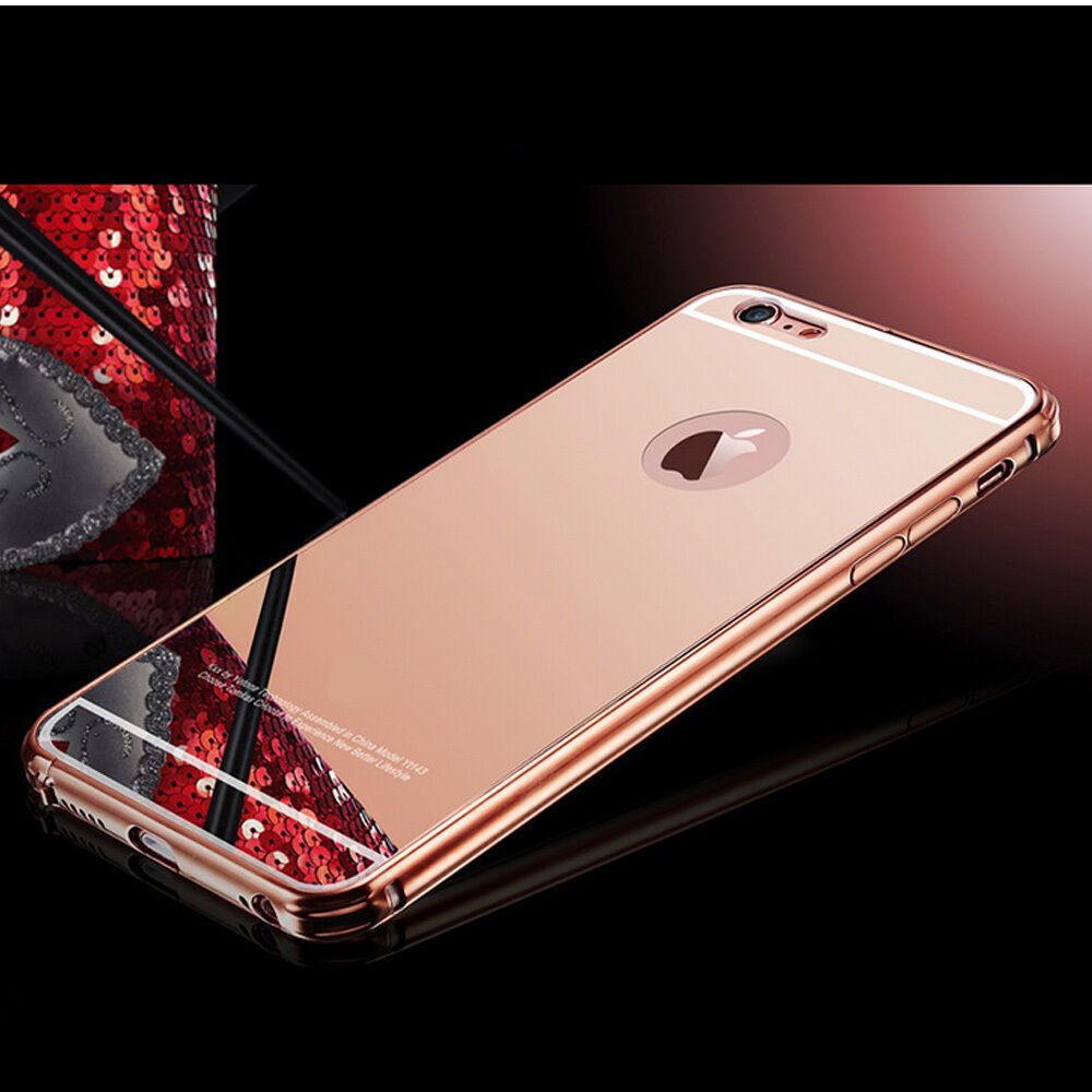 iphone 5c gold gold aluminum metal bumper cover for iphone 6s 8119