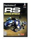 RS RIDING SPIRITS - SONY PLAYSTATION 2 PS2 GAME IN CASE WITH MANUAL!!