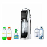 SodaStream Fountain Jet Soda Maker with Exclusive Kit 4 Bottles & Mini CO2 $45, Cuisinart Coffee on Demand 12-Cup Programmable Coffeemaker (Manufacturer Refurbished) $35 + FS!