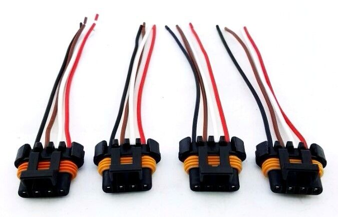 1967 firebird wiring harness ls1 ls6 ignition coil wiring harness pigtail connector