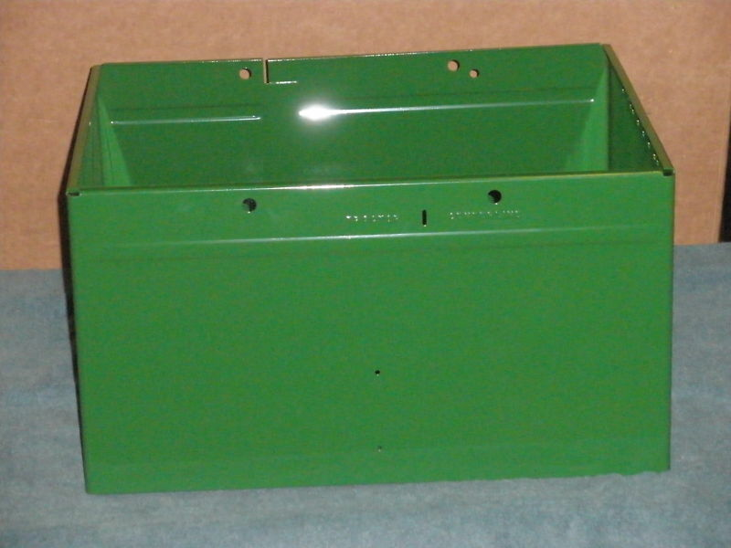5020 John Deere Battery Box : Battery box for john deere el start diesel ebay