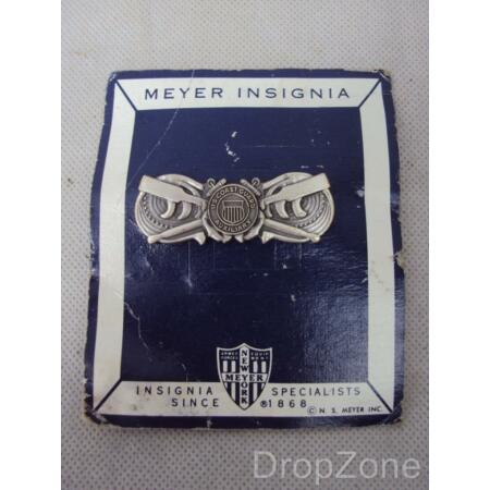 img-US Coast Guard Auxiliary Insignia / Badge by Meyer