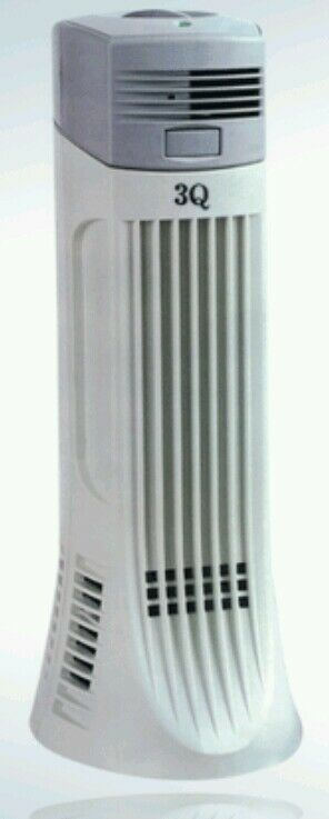 3q Air Purifier New Ionic Cleaner Ionizer Ozone Uv Hepa