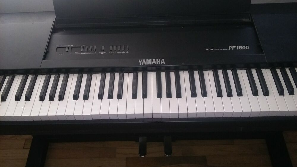 yamaha piano pf1500 ebay. Black Bedroom Furniture Sets. Home Design Ideas