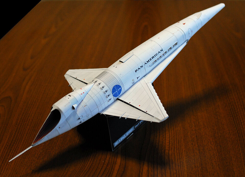 paper spacecraft models - photo #42