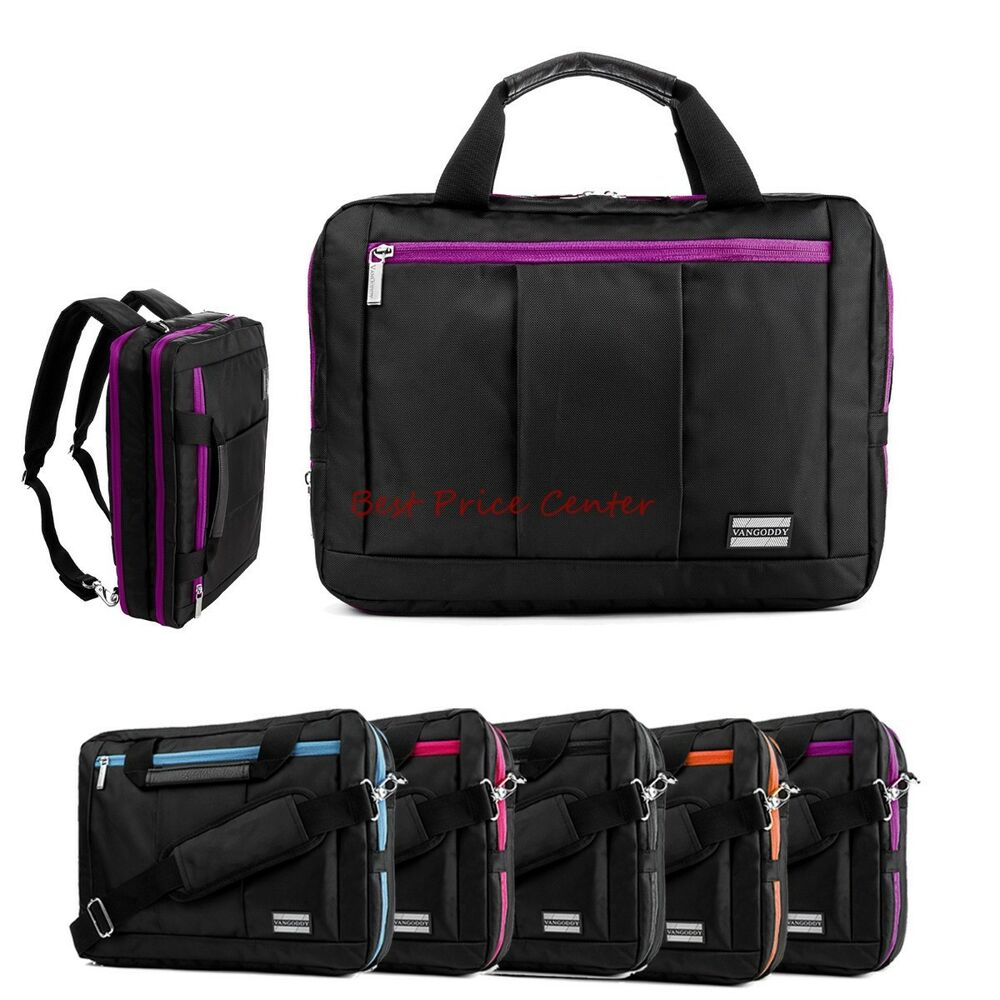 "15.6"" 17 "" Men Women Nylon Laptop Briefcase Messenger ..."